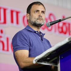 India is no longer a democratic country, says Rahul Gandhi, shares Swedish agency's report