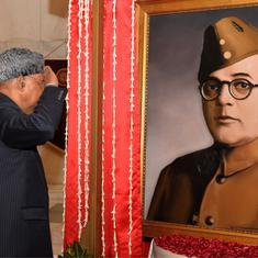 As row erupts over Netaji portrait in Rashtrapati Bhavan, biopic maker says it's not actor Prosenjit