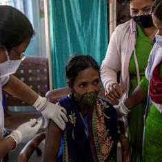 Coronavirus: More than 20 lakh health workers vaccinated so far, says Centre