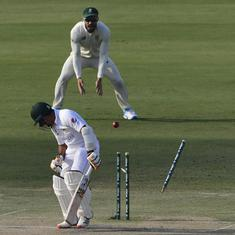 First Test: Kagiso Rabada's late burst on day one puts South Africa in control against Pakistan