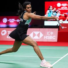 Coach Park creating match situations for me in training: Sindhu on Olympic preparation amid pandemic