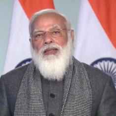 Coronavirus: More vaccines to come from India to help other countries, says PM Modi at WEF
