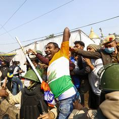 Farm law protests: 44 people arrested for violence at Singhu border, say Delhi Police