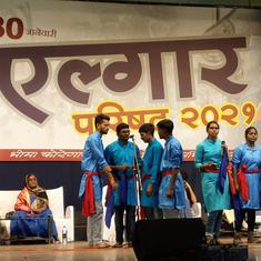 At Elgar Parishad 2021, calls for freedom for the 'Bhima Koregaon 16'
