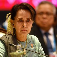 Myanmar authorities charge Aung San Suu Kyi with new corruption cases