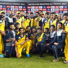 Indian cricket: Top run-scorers and wicket-takers in the 2020-21 Syed Mushtaq Ali T20 Trophy