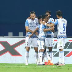 ISL: Jamshedpur FC end winless run thanks to Mobashir goal