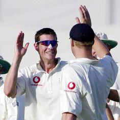 Pause, rewind, play: Ashley Giles and the leg-side theory that stumped Sachin Tendulkar