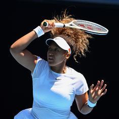 Miami Open: Daniil Medvedev, Naomi Osaka advance; Alexander Zverev highest seed to fall in opener