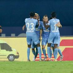 ISL: Mumbai City FC come from behind to win 2-1 against Kerala Blasters and extend lead at the top