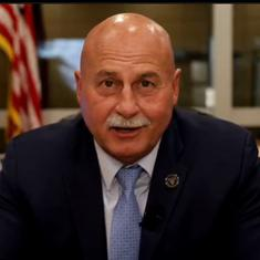 Watch: Mayor of Fresno City in California extends support to farmers' protests in India