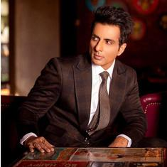 Actor Sonu Sood's premises raided by IT officials for alleged tax evasion