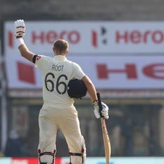 Nasser Hussain hails Joe Root as an England great, says team must be ready for India's fightback