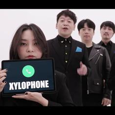 Watch: These iPhone and Windows tones and sounds are created by a Korean acapella music group