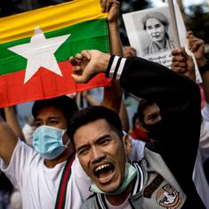 Myanmar's military has been able to suppress dissent in the past. Will it succeed again?