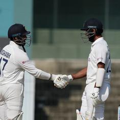Watch highlights: Bess puts England in control as Pant, Pujara's half centuries prop up India