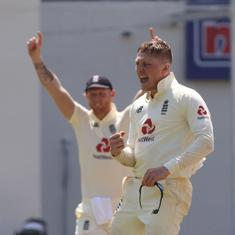 Certainly got across how I felt: England spinner Bess spoke to Root about his treatment in India
