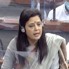 Parliament: Uproar in Lok Sabha after TMC MP Mahua Moitra's remarks on former CJI