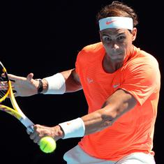 Rafa Nadal withdraws from Miami Open to focus on European clay court season