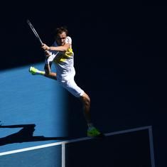 Australian Open, day 2 men's roundup: Nadal wins first game of 2021; red-hot Medvedev, Rublev cruise