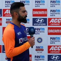 Watch: Kohli defends decision to not play Kuldeep, says batting in the first innings cost India