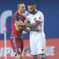 ISL, Chennaiyin FC vs Jamshedpur FC preview: Laszlo, Coyle gear up for must-win game