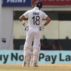 First Test: Key numbers from England's impressive win and India's toil in Chennai