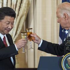 In first call with Xi Jinping, Joe Biden expresses concern about China's human rights abuses