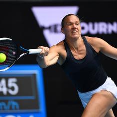 Aus Open, day 4 women's roundup: Defending champ Kenin upset by Kanepi; Svitolina overcomes Gauff