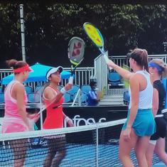 Australian Open: Raina-Buzarnecu, Sharan-Zelenay bow out in doubles first round