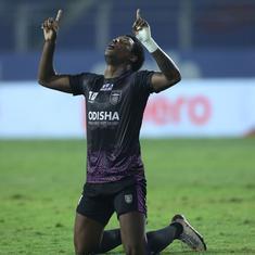 ISL: Kerala Blasters' playoff chances all but over as Diego Mauricio-inspired Odisha FC snatch draw