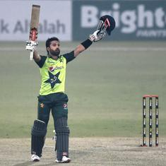 First T20I: Mohammad Rizwan smashes century as Pakistan beat South Africa in a thriller