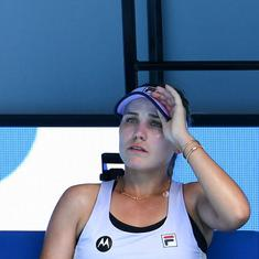 Data check: As Kenin exits Australian Open, the wait for a women's Grand Slam defence continues