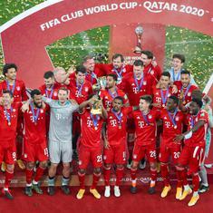Club World Cup: Benjamin Pavard stars as Bayern Munich beat Tigres to claim 'six pack' of titles