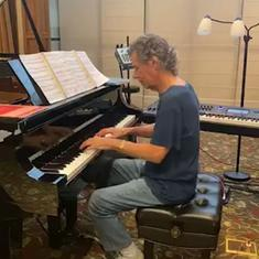 US jazz legend Chick Corea has died. Watch him play with Indian maestro Louiz Banks