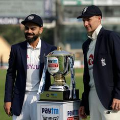Second Test: With fans set to return, India look to bounce back while England stick to rotation