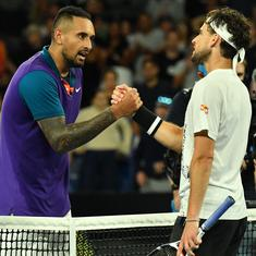 Aus Open 2021: Thiem vs Kyrgios – a blockbuster that served a reminder of what is and what could be