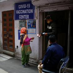 Covid vaccination: Registration for all adults to open on April 28