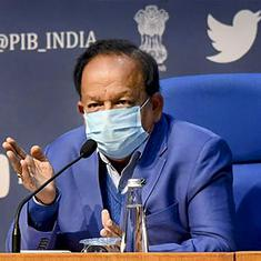 No new Covid-19 case in 188 districts, not one death reported due to vaccines: Harsh Vardhan