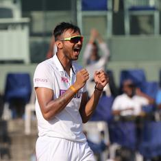 India vs England, day 1, fourth Test as it happened: Axar, Ashwin make it India's day