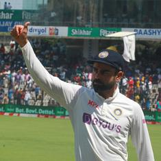 Fourth Test: Our bench strength is strong, standards won't be drop during transition, says Kohli