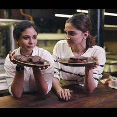 Watch: Deepika Padukone's peanut butter cookie bake-off with her friend Hiteshi Mehta