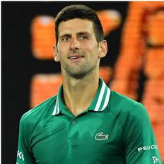 NextGen players' results show change of guard in men's tennis is in the offing, says Novak Djokovic
