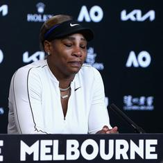 Tennis: What Serena's tears tell us