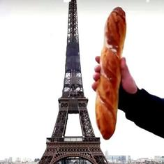 Watch: Bakers of France want the baguette to receive Unesco's 'intangible heritage' marker