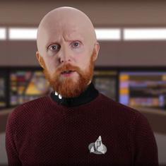 'We represent the vegetarian space socialists': A spoof of every intergalactic show out there
