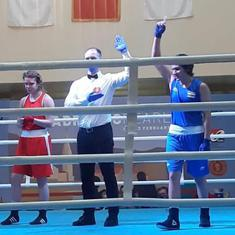 Boxing: Babyrojisana Chanu, Vinka among 12 Indians assured of medal at Adriatic Pearl youth event