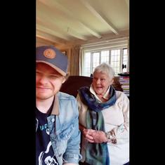 Watch: Judi Dench completes lyrics of Jason Derulo, Ed Sheeran songs in game with grandson