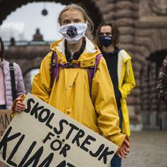Greta Thunberg tweets in support of Disha Ravi, says protesting a 'non-negotiable human right'