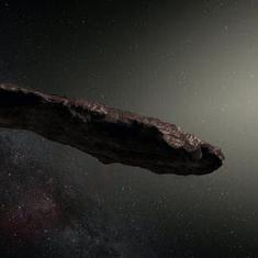 Yes, aliens did visit Earth. A Harvard professor's belief has miffed the scientific community